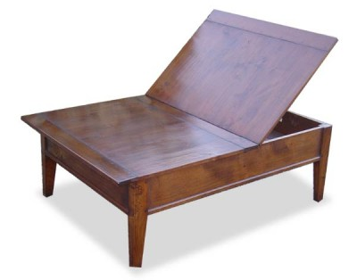 Marseille Lift Top Coffee Table