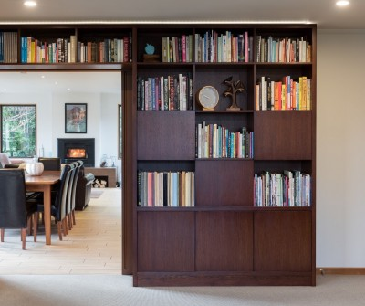 Bespoke Fitted Bookcase and Storage Unit