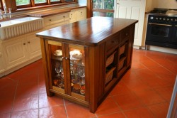 Rimu Kitchen Island