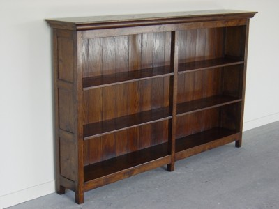Tuscano Low Bookcase