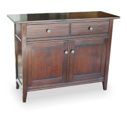 Marseille 2 Door 2 Drawer Sideboard