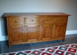 Tuscano 4 Door Sideboard
