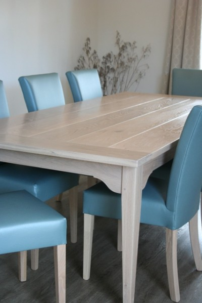 French Provincial Table with Sienna Chairs