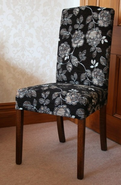 Highback Upholstered Chair