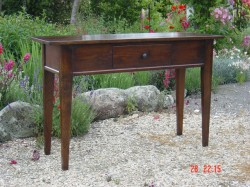 Marseille One Drawer Hall Table