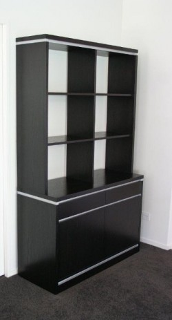 Painted Wall Unit